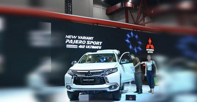 Diproduksi di Indonesia, Apa Nilai Plus Mitsubishi Pajero Sport DAKAR 4x2 Ultimate?