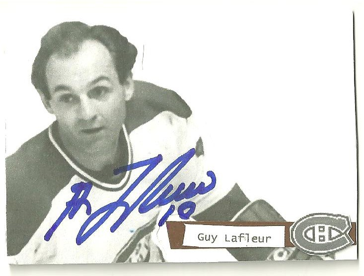 online store 56883 9f719 Cards From The Crease - A Hockey Card Blog: TTM Success! Guy ...