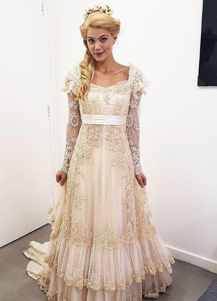 vestido de noiva jane