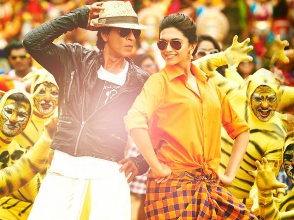 Shahrukh Khan,Deepika Padukone's Chennai Express Movie ...