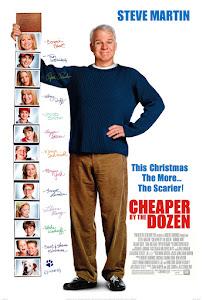 Cheaper by the Dozen Poster
