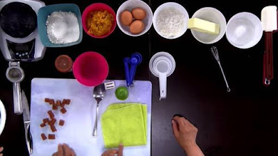 ingredientes torta auyama