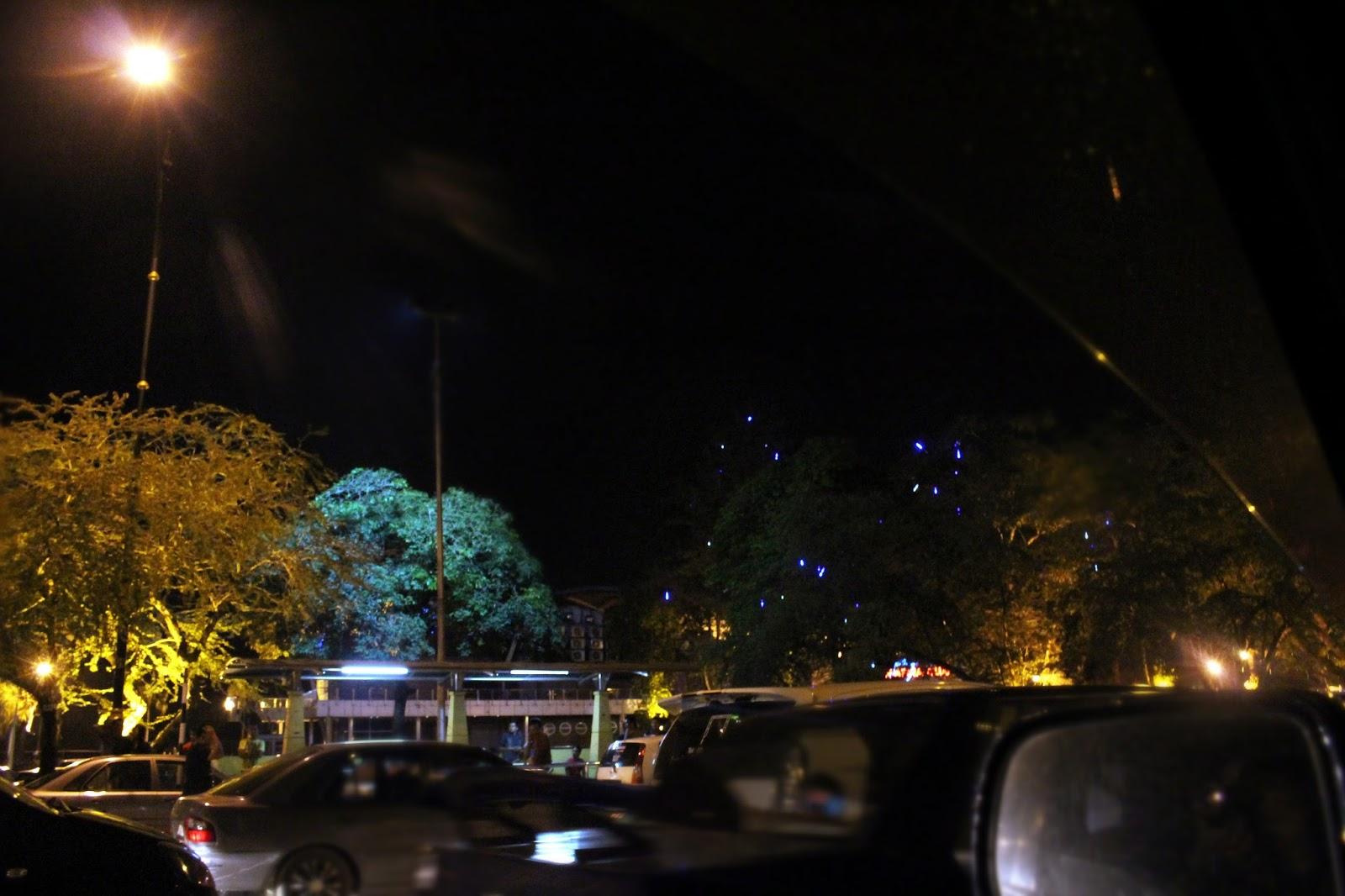 Wisata Danga Bay Johor Bahru Malaysia