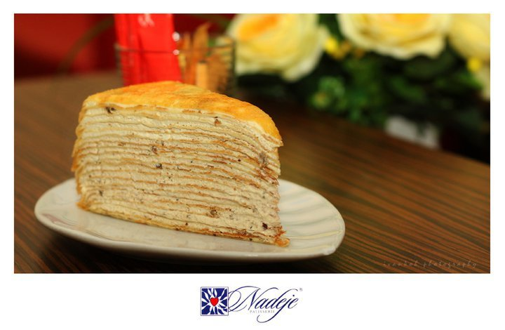 Nadeje Mille Crepe Buy 1 FREE 1 Promo 千层蛋糕买一送一促销!