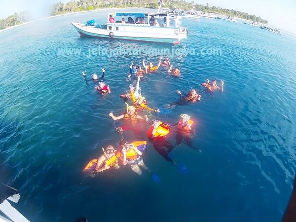 paket wisata karimunjawa snorkeling 3h2m