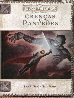 Acervo do Mestre: Forgotten Realms D&D 3 5