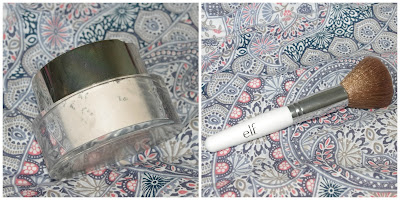 clarins loose powder