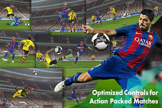 Download PES 2017 v0.9.1 APK MOD Terbaru 2017