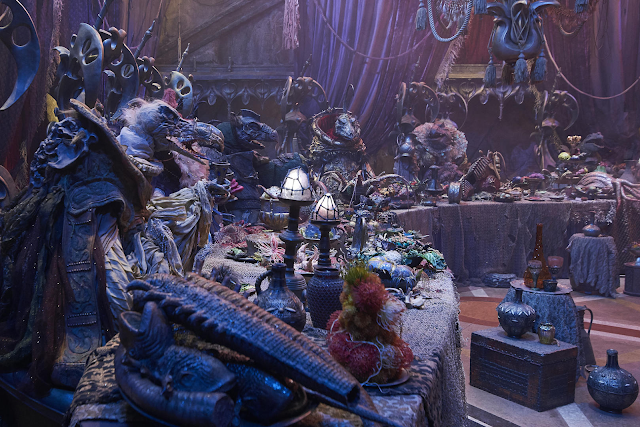 THE DARK CRYSTAL: AGE OF RESISTANCE Teaser Looks Jaw-Dropping Amazing and Its Mostly Puppetry