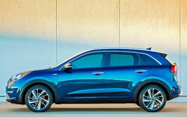 Kia Niro: SUV compacto híbrido será mostrado em SP