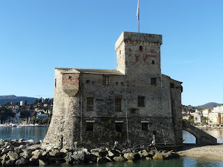 The Castle at Rapallo