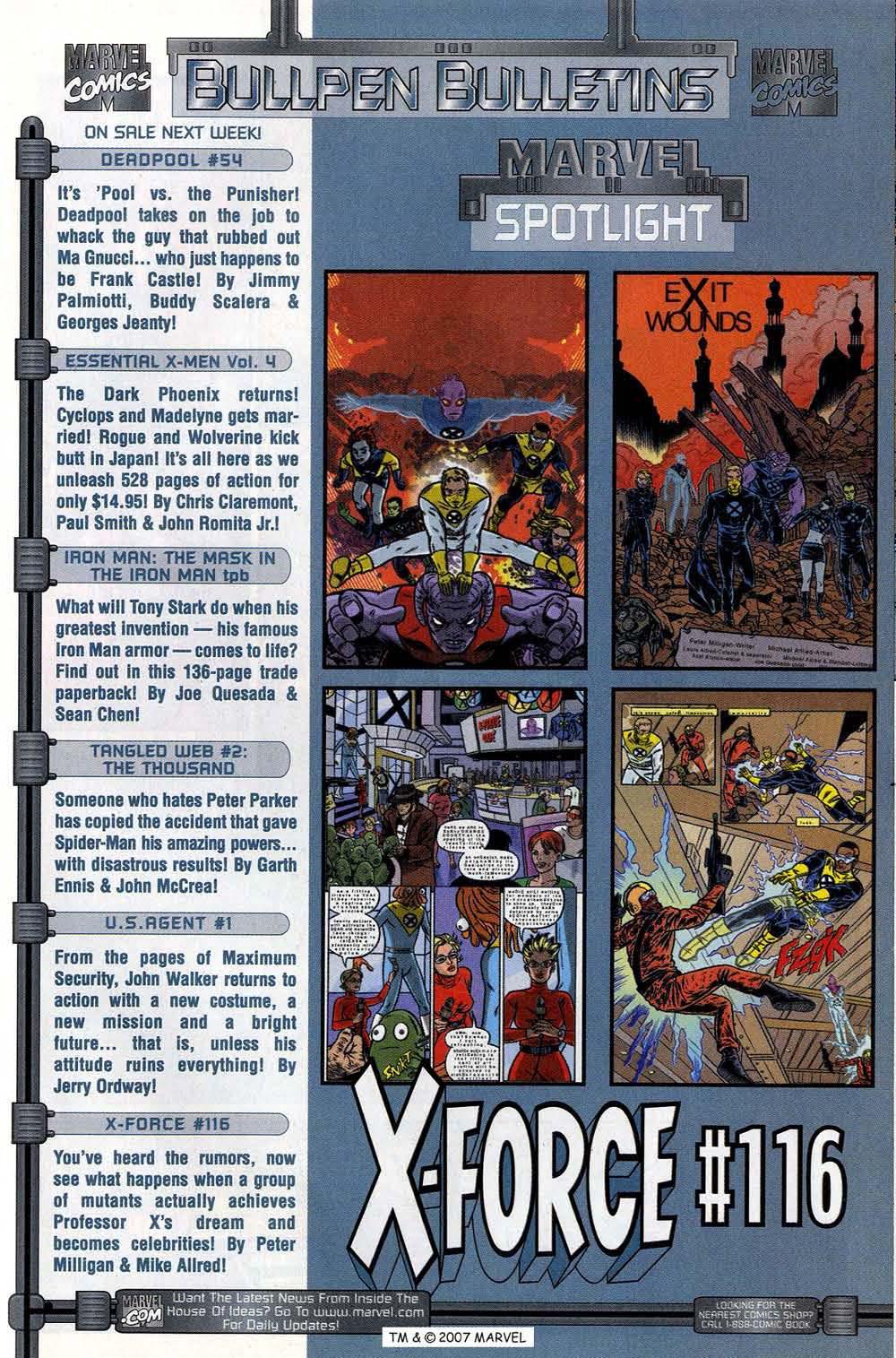 Captain America (1998) Issue #43 #50 - English 25