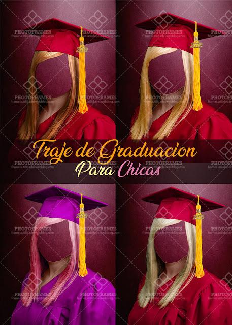 Plantillas para trajes de graduación para mujeres