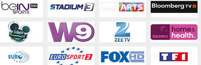 Arab France + Turkey iptv trt beIN osn m3u8 ~ Saba IPTV Links