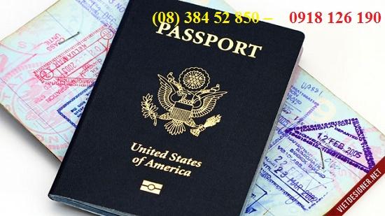 Thủ tục xin cấp đổi hộ chiếu, cấp lại hộ chiếu