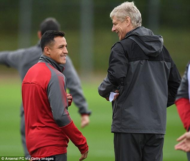 Dấu hiệu chứng tỏ Sanchez ở lại Arsenal 4