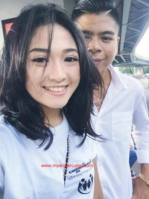 San Yati Moe Myint' Couple