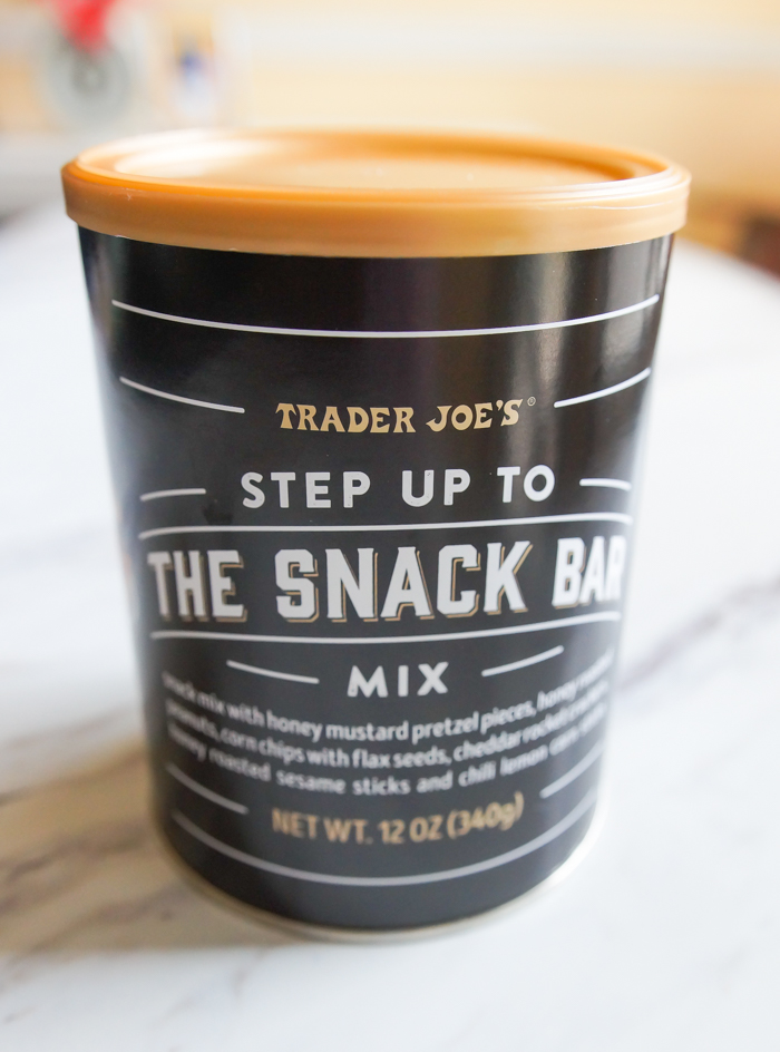 Trader Joe's Step Up to the Snack Bar review
