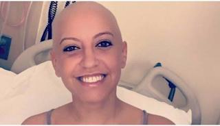 Τι κ αν έχω καρκίνο ; Εγώ πάντα θα χαμογελάω