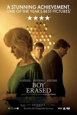 Sinopsis Film Boy Erased (2018)