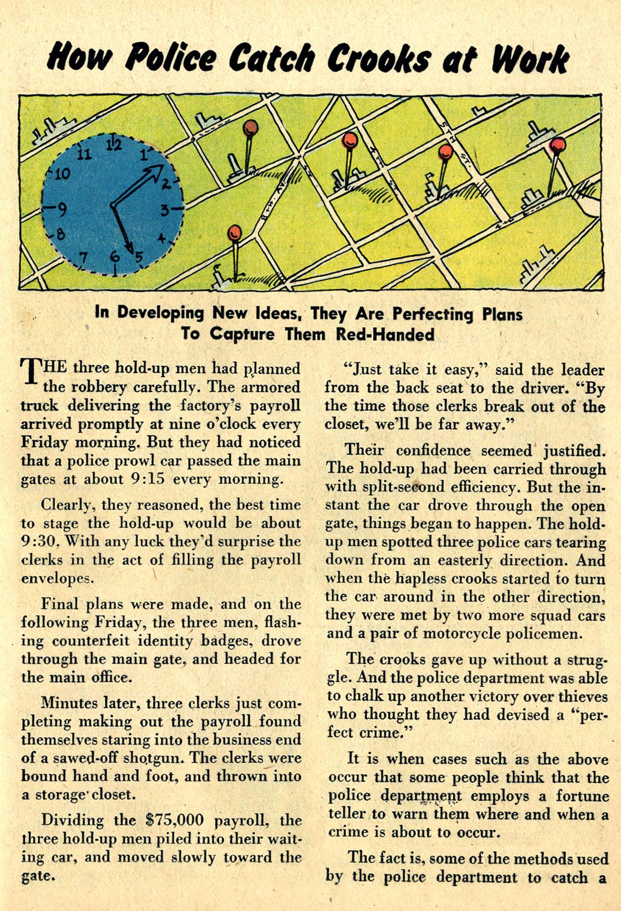 Read online Detective Comics (1937) comic -  Issue #239 - 25