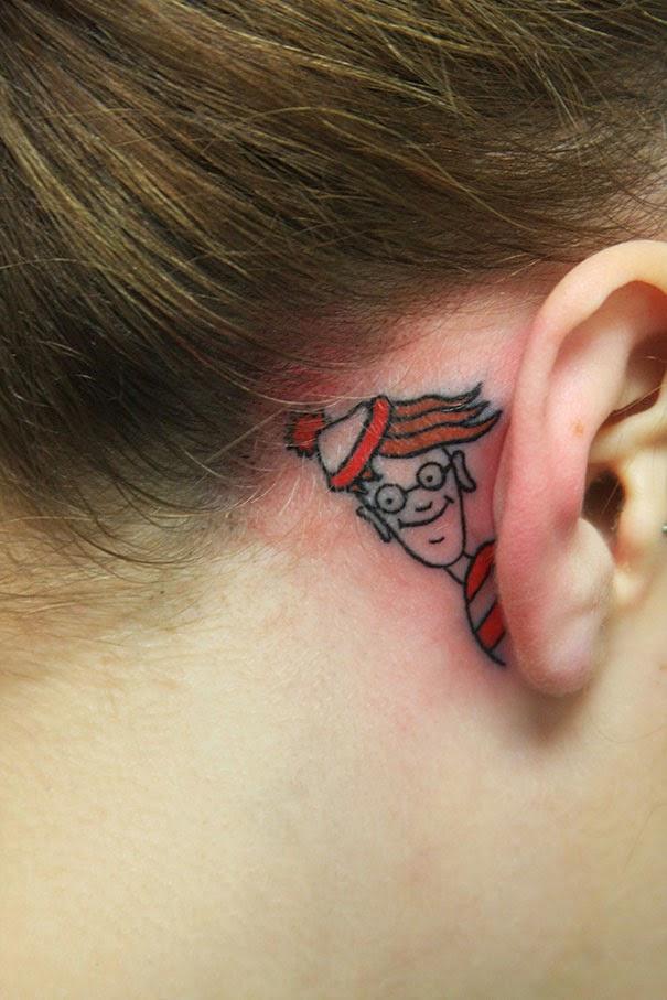 latest trend tattoos