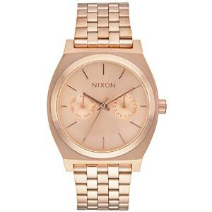 Nixon Damen-Armbanduhr Time Teller Deluxe