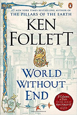 World Without End by Ken Follett (book cover)