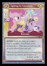 My Little Pony Fighting for Friendship GenCon CCG Card