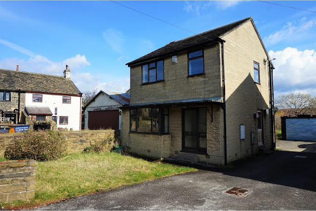 This Is Huddersfield Property - 3 bed detached house for sale Crosland Hill Road, Huddersfield HD4