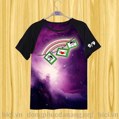 áo lớp galaxy đà nẵng