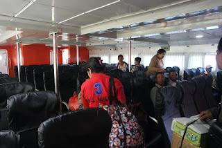 transportasi ke pulau rote