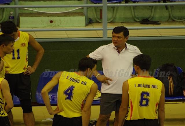 Anh Lê Hồng Hảo trở thành HLV trưởng đội tuyển trẻ nam TPHCM