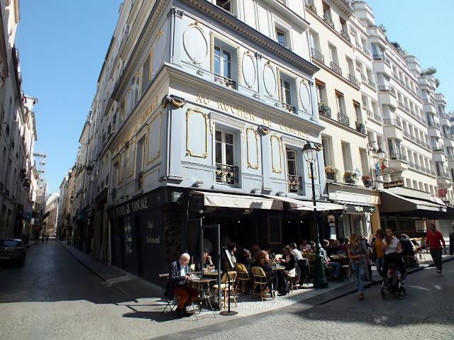 calles con encanto en París