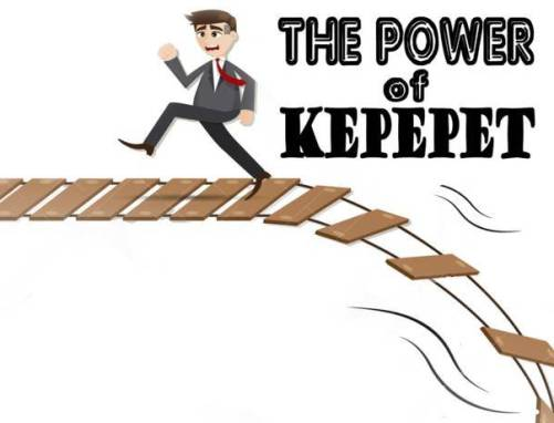 strategi riset bisnis praktis ala 'The Power Of Kepepet""