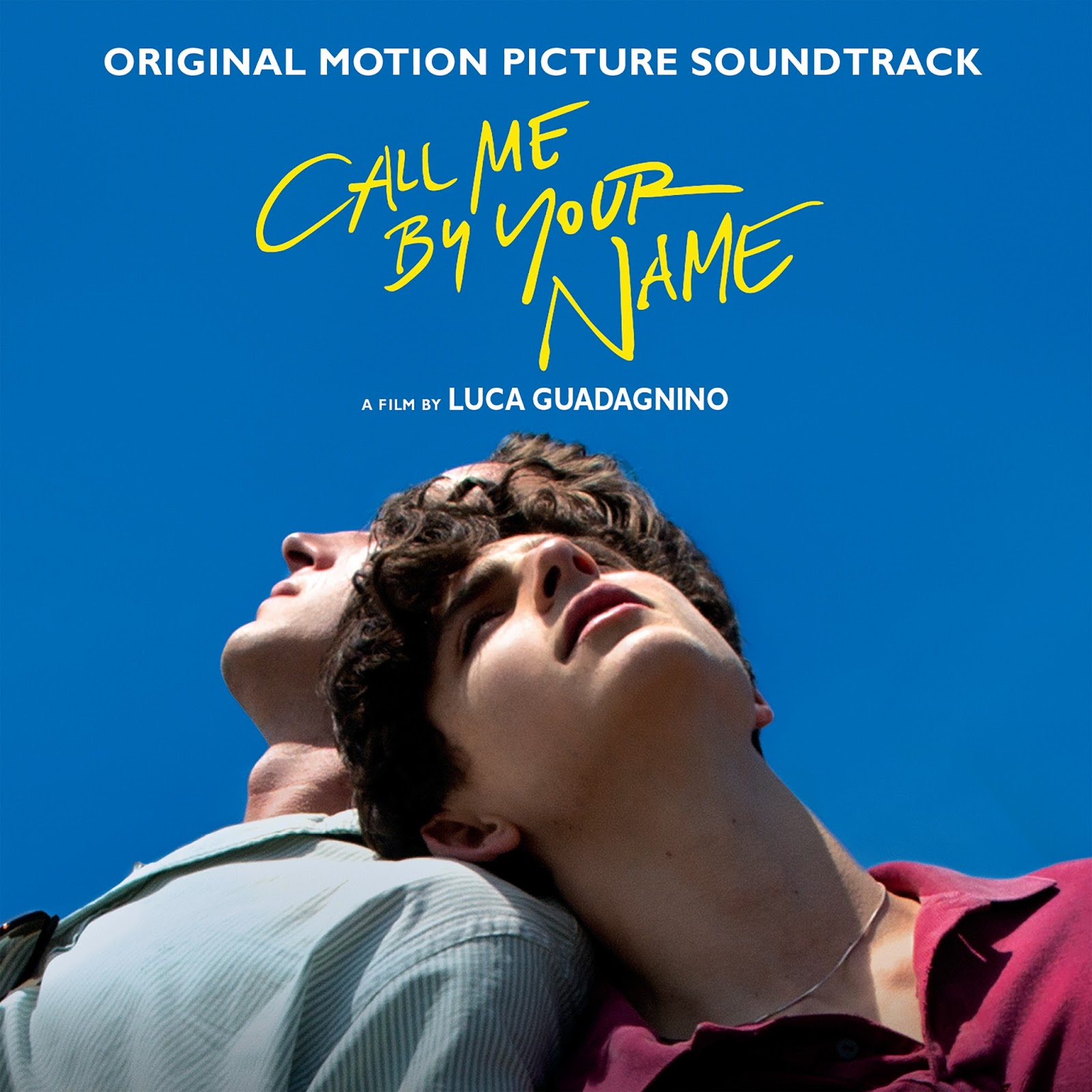 ‎Call Me By Your Name (Original Motion Picture Soundtrack ...