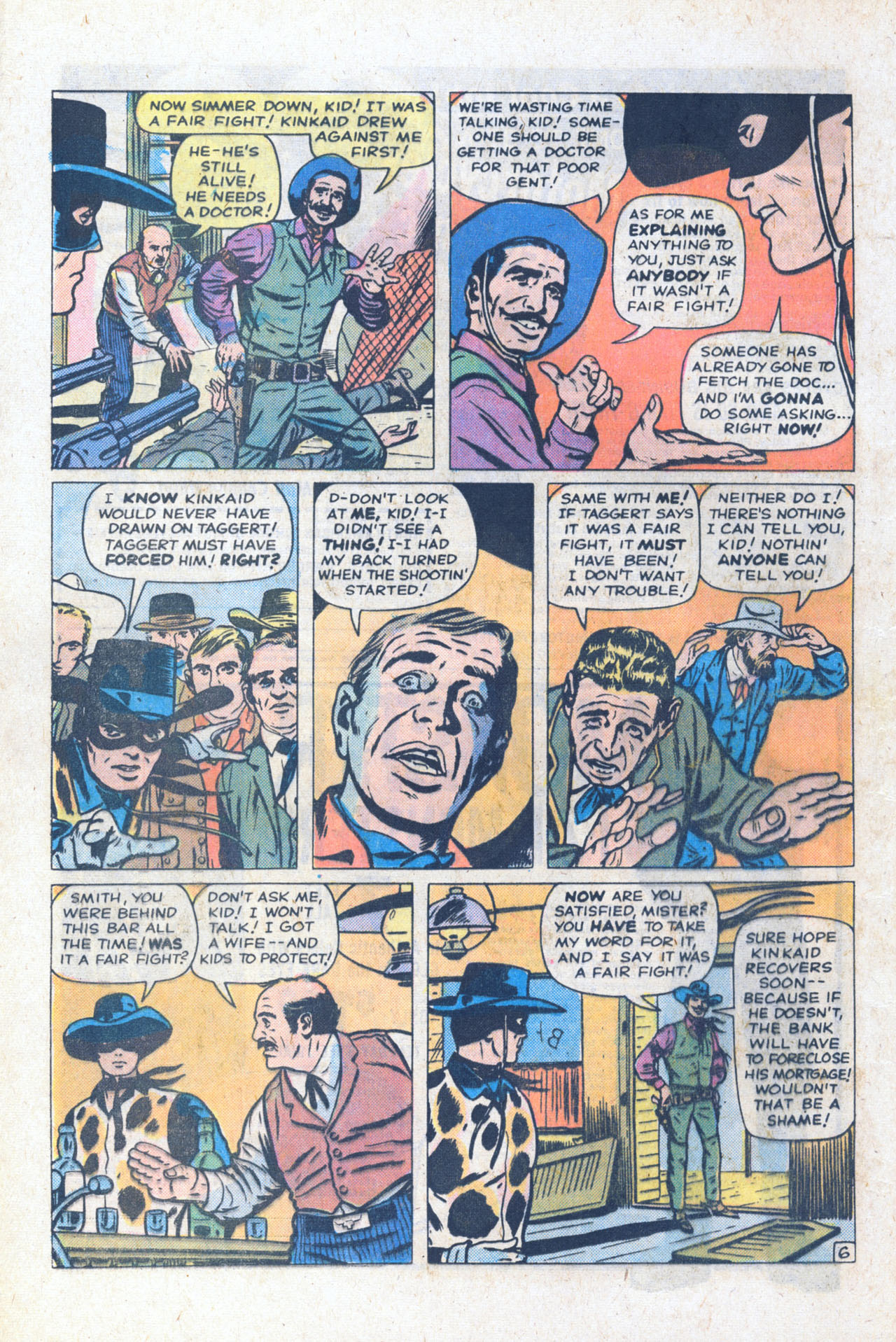 Read online Two-Gun Kid comic -  Issue #121 - 12