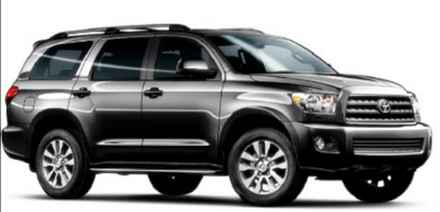 2018 toyota sequoia Redesin, Release Date