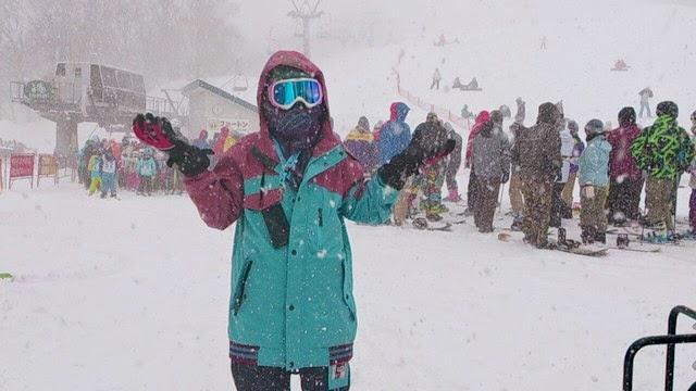 gala滑雪場,東京最近滑雪場,第一次滑雪,親子滑雪