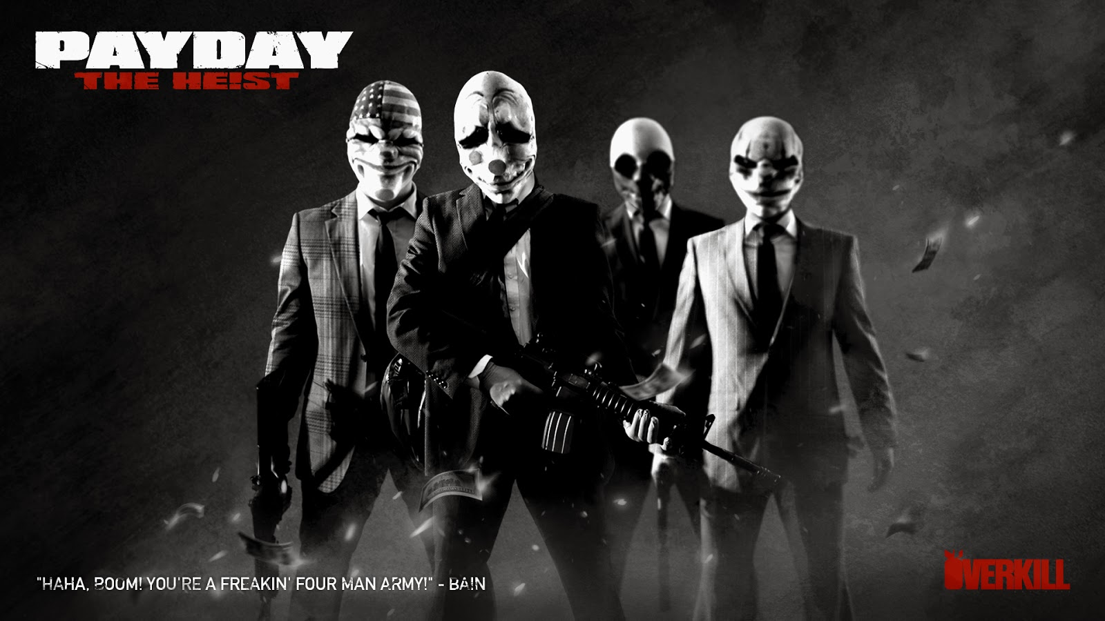 Pics Arrena: Payday 2 Wallpapers