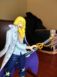 "Review del Figuarts ZERO One Piece ""Cavendish"" de #TamashiiNations"