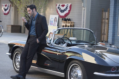 Tom Ellis photo from Lucifer Season 2