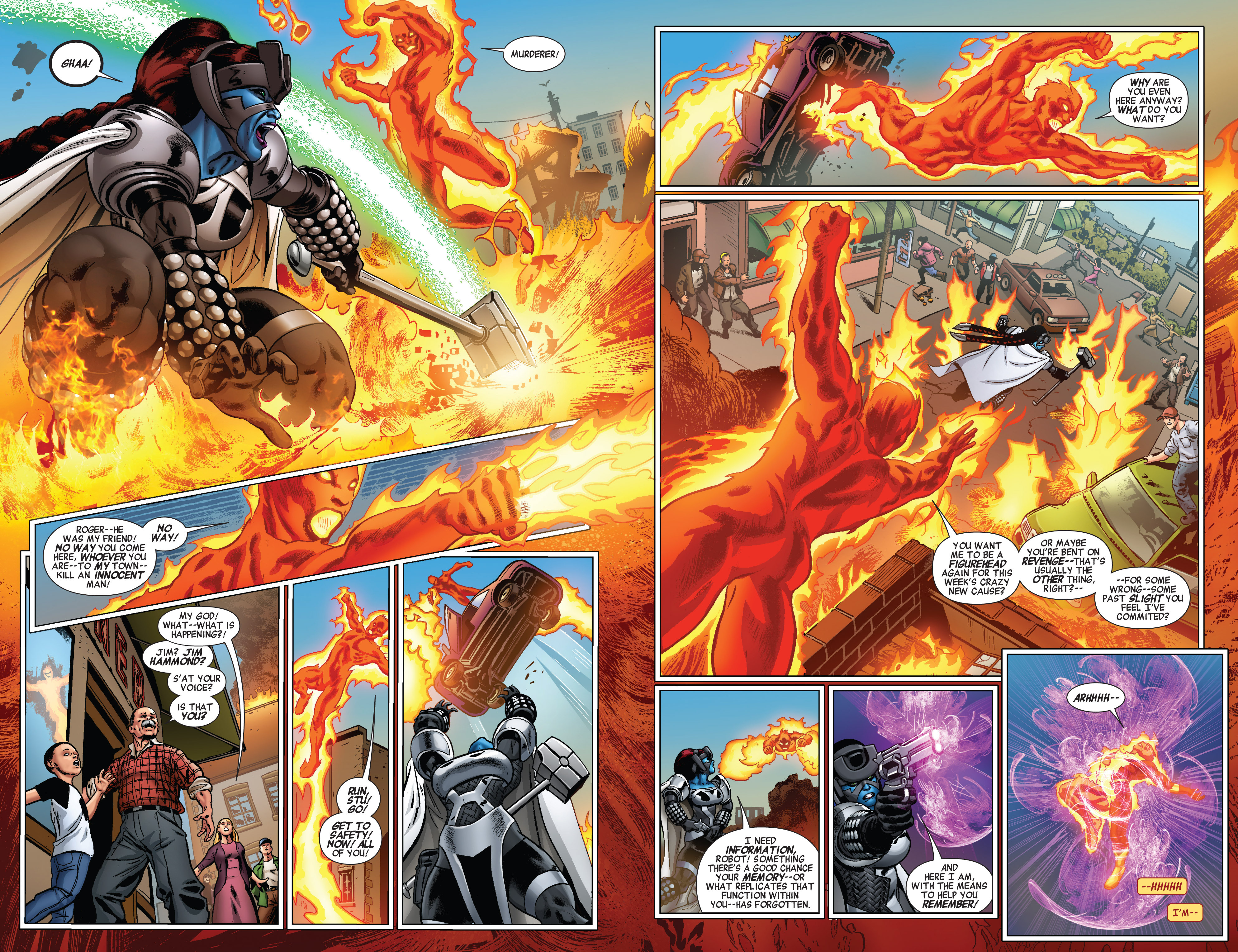 Read online All-New Invaders comic -  Issue #1 - 11