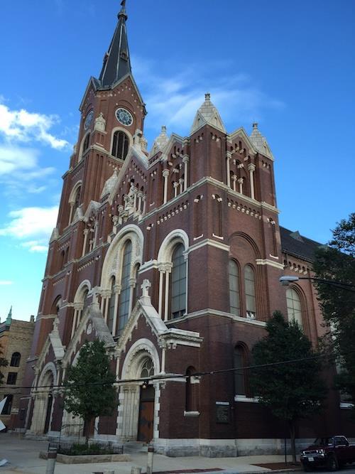 St. Michael Katholische Kirche Chicago