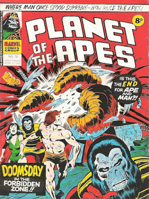 Marvel UK, Planet of the Apes #78