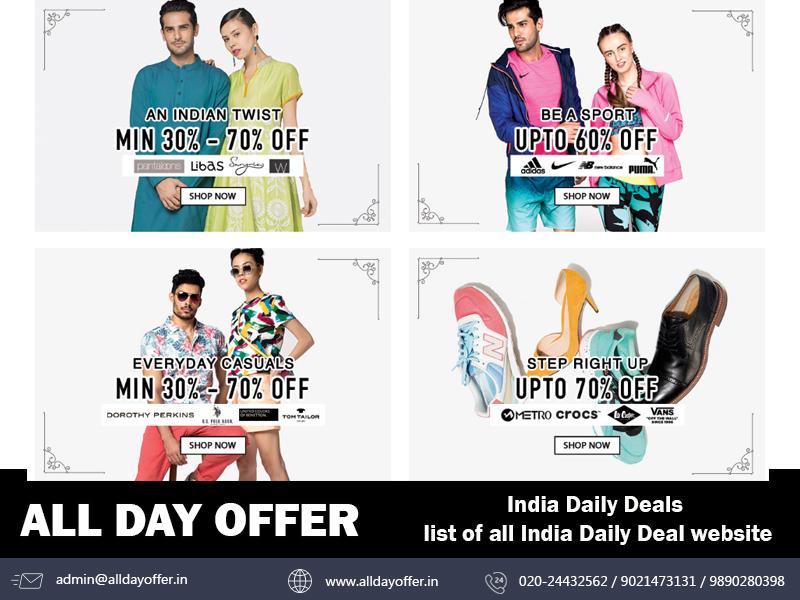 bddac4445 All Day Offer  Online Shopping Offers   Deals   alldayoffer