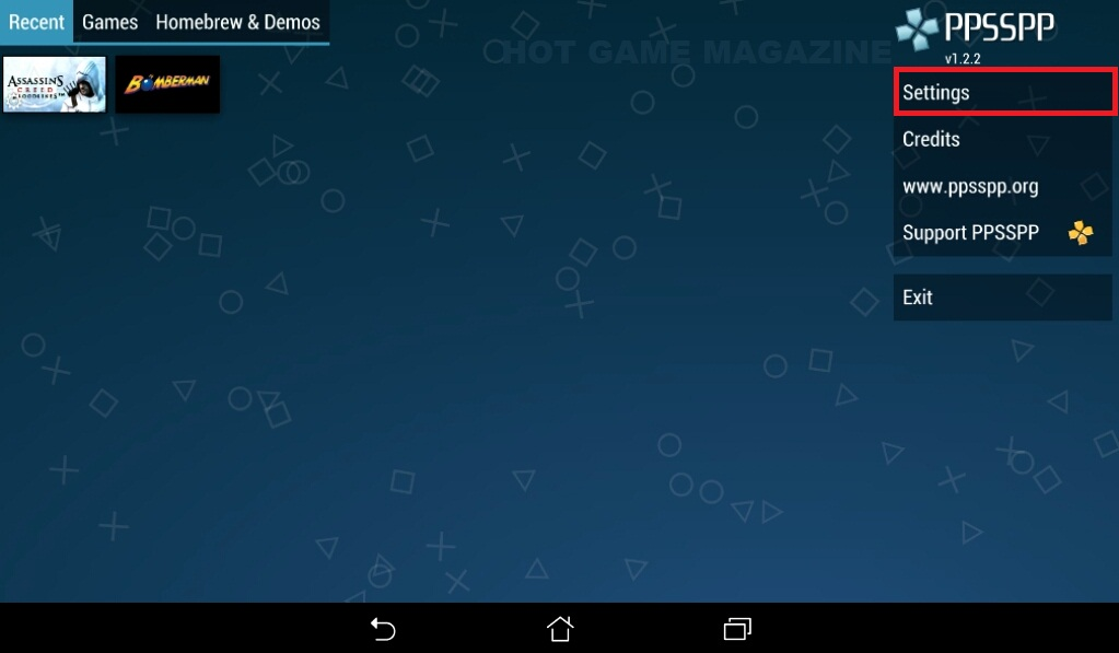 CARA SETTING JOYSTICK DI PPSSPP ANDROID, iOS, PC (EMULATOR PSP)