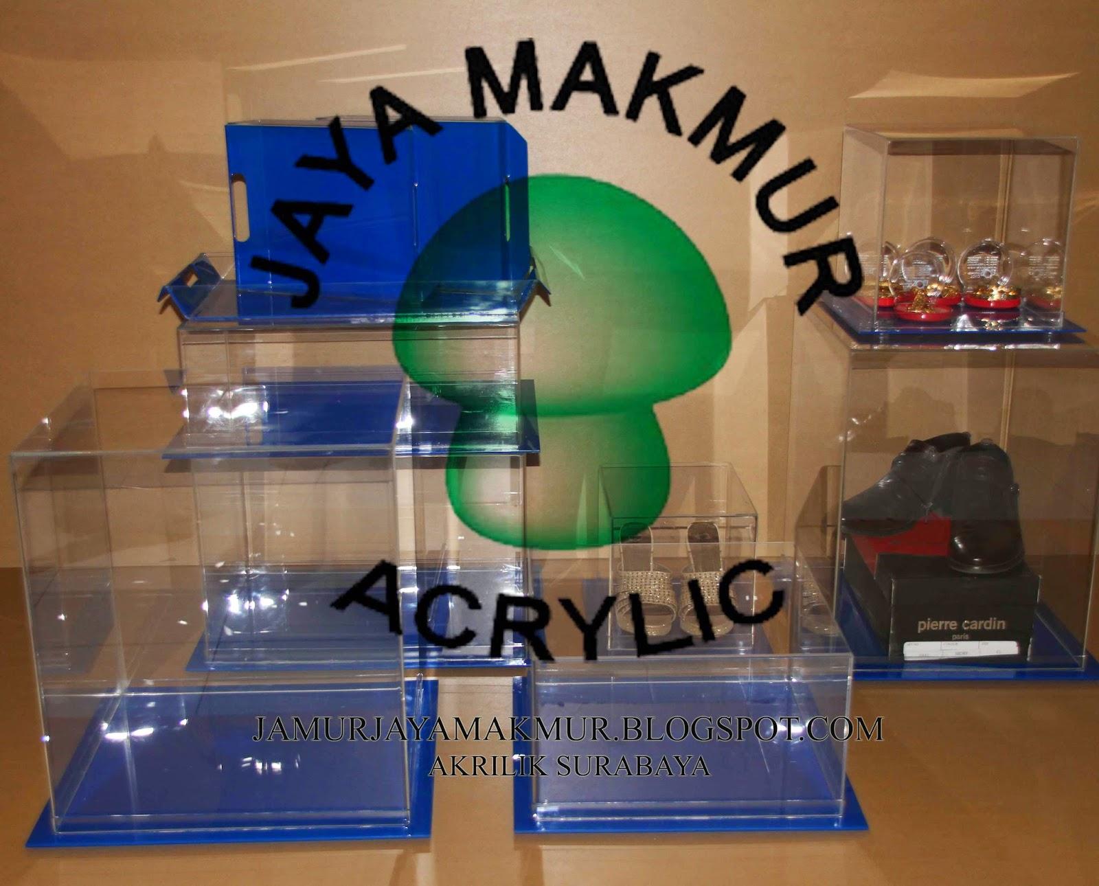 Acrylic Jaya Makmur Akrilik Kotak Box Seserahan Surabaya