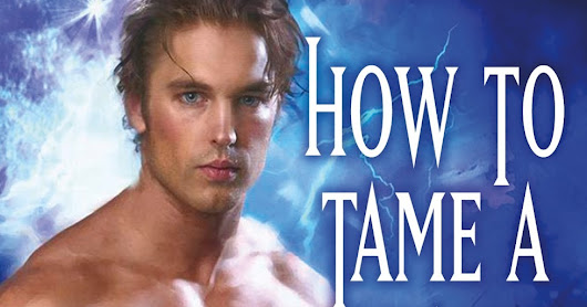 SPOTLIGHT: HOW TO TAME A BEAST IN SEVEN DAYS BY KERRELYN SPARKS