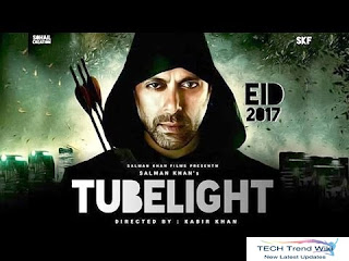Salman Khan Upcoming Movie Tubelight release date and trailer